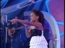 FRANCIELE FERNANDA O amor e o poder Jovens Talentos Kids Raul Gil 15 12 12