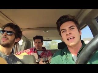 Хорошая песня) enamorate en el coche