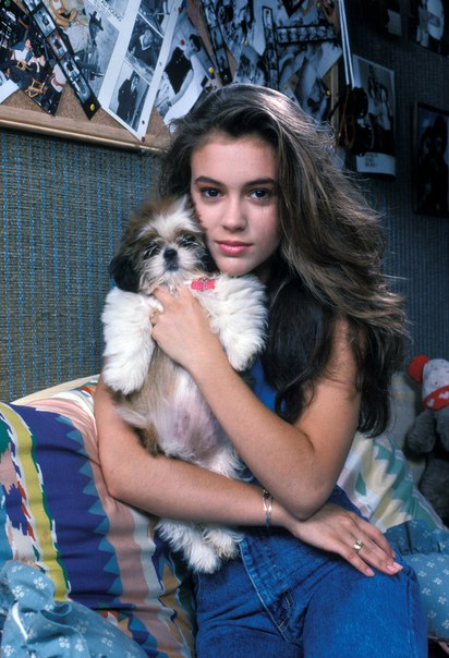 Алисса Милано, 1988