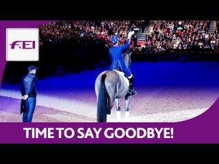 Valegro's very last performance - FEI World Cup™ Dressage - London Olympia 2016
