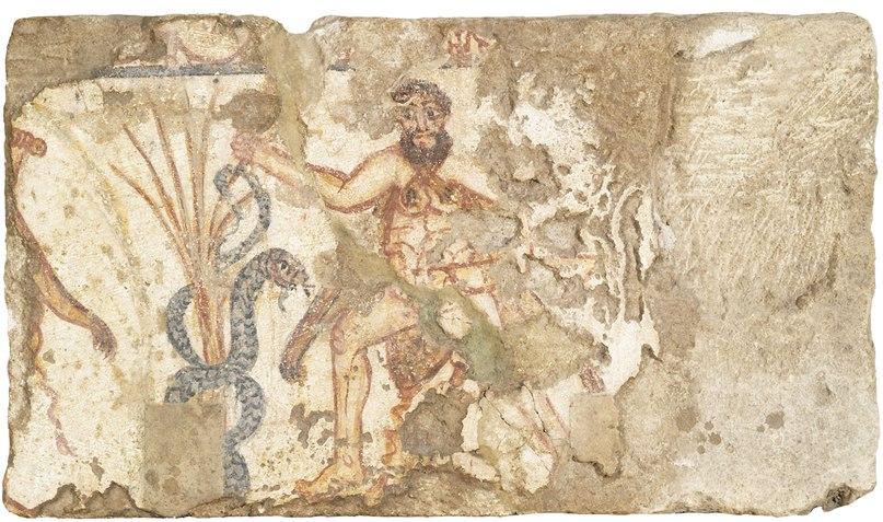 Выставка древних украшений из золота, серебра и бронзы «Геракл в царстве Аида», изображение №3