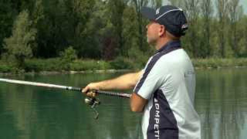 Italian Fishing TV Colmic Bolognese sul Mincio