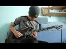 Metallica-Master of pupets ( solo ) Cover