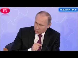 Путин признался, что пишет как «курица лапой»
