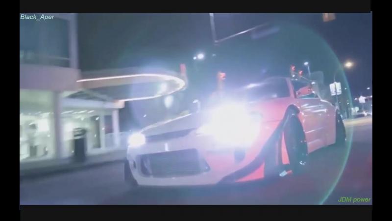 日産Silvia S15ズのリズムに夜市 (JDM power)