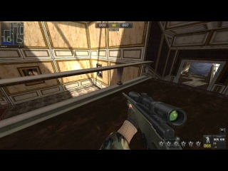 ★ Project Blackout ➚ Challenge 13: 1vs8 Credits only Bomb match ► BALLY