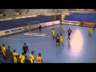 Чемпионат Первой Лиги ВЛФЛ формата 5*5 сезона 2012-2013 НьюкомЮг - Молиназ