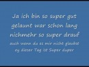 Cro Super Gelaunt Lyrics