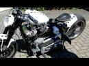 2004 Harley Davidson FXST Vintage Racer II Final Edition