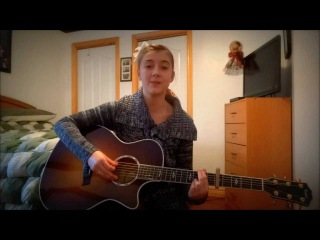 Makayla Lynn - 11 years old - Carrie Underwood cover, Do You Think About Me