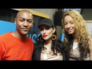 Amanda's Will Smith Challenge and Nelly Furtado in the studio - Kiss Breakfast Takeaway