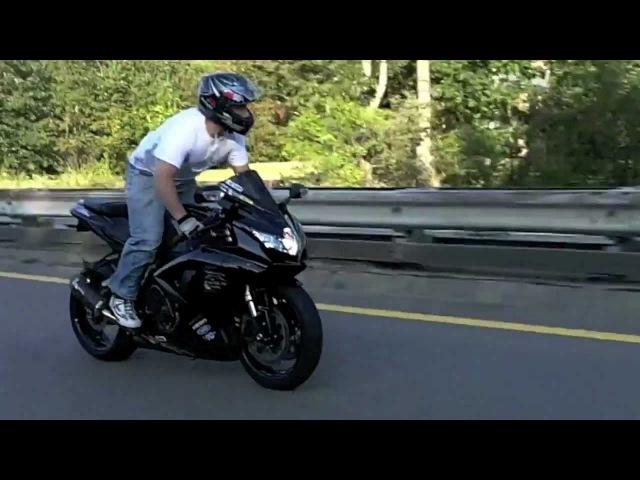 GSXR Wheelie vid SAIL HD