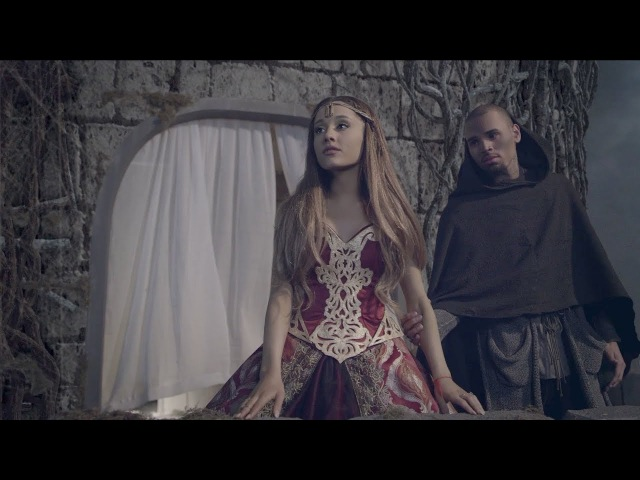 Chris Brown Ariana Grande - Don't Be Gone Too Long (Official Music Video)