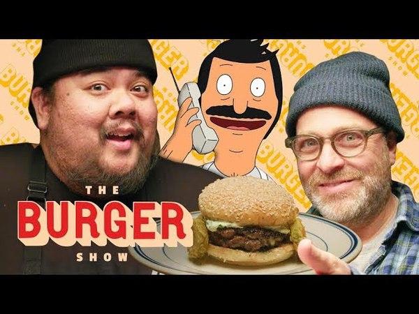 Bob's Burgers Taste Test with H Jon Benjamin The Burger Show