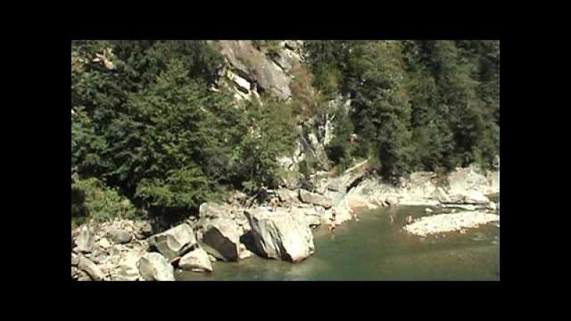 Яремче водопад Пробой Yaremche