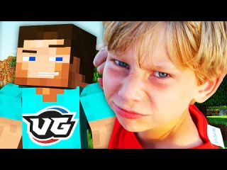 EXTREMELY RUDE SQUEAKER IN MINECRAFT! (Minecraft Trolling)