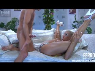 Ferro network hannah moms give ass (mature, milf, bbw, мамки порно со зрелыми женщинами)