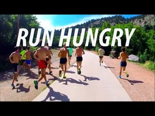 RUN HUNGRY - Sage Canaday, Mary Cain, Robby Andrews, Craig Mottram Running Motivation