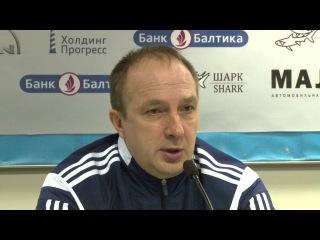 Пресс-конференция Е.В.Ерахтина и А.Г.Дьякова