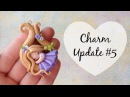 ♥ Polymer Clay Charm Update 5 Crafter Features ♥