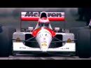 Jenson Button drives Senna's McLaren MP4/6 (2015)