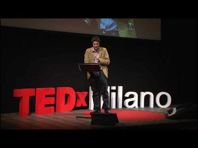 Those who have tried to change the world Pierfrancesco Diliberto Pif at TEDxMilano