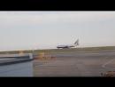 Boeing 737-700 в аэропорту г.Барнаула