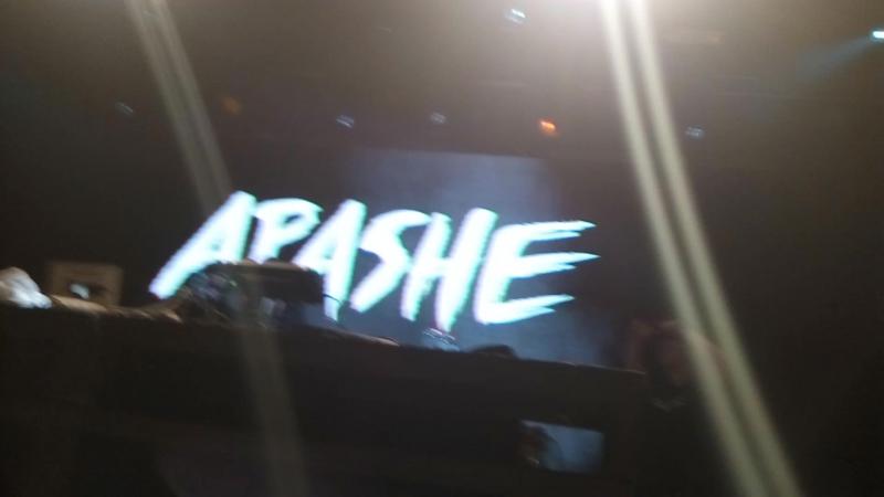 APASHE x Trapecia [SENTRUM 14.05]