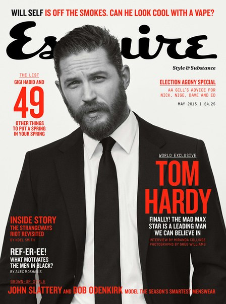 Esquire - May 2015  UK
