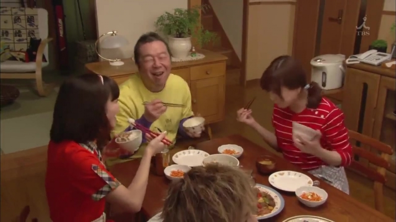 Хулиган и Очкастая / Yankee-kun to Megane-chan - 1 серия [Eladiel & Lupin & Silv]