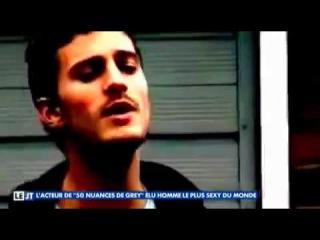 Jamie Dornan - Who is he? (French TV)