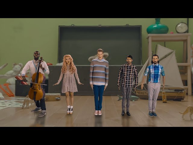 Official Video Papaoutai Pentatonix ft Lindsey Stirling Stromae Cover