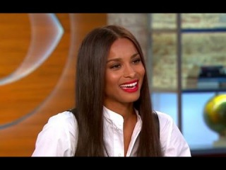Ciara on new album, baby and dating NFL star Russell Wilson