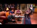 The Big Bang Theory, Радж и девичник