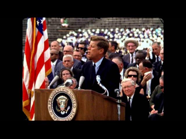 President JFK's Speech at Rice University