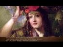 53.Уильям Этти-Женские портреты (Вакханка, Мадмуазель Рашель, Цветочница)