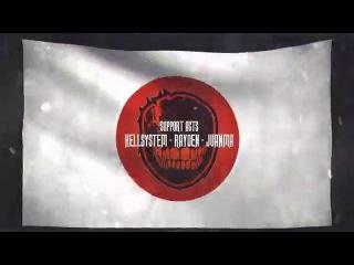 DIRTY BASTARDS - JAPAN TOUR