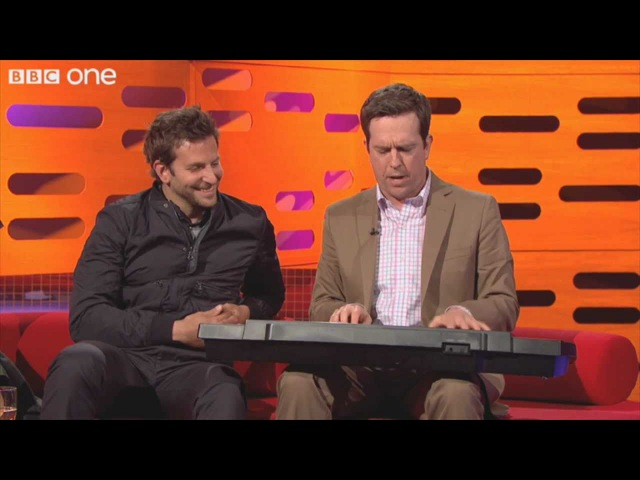 Ed Helm's Sings Stu's Song From The Hangover The Graham Norton Show BBC