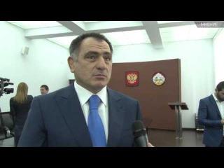 Махарбек Хадарцев о выступлении осетинских борцов на чемпионате мира