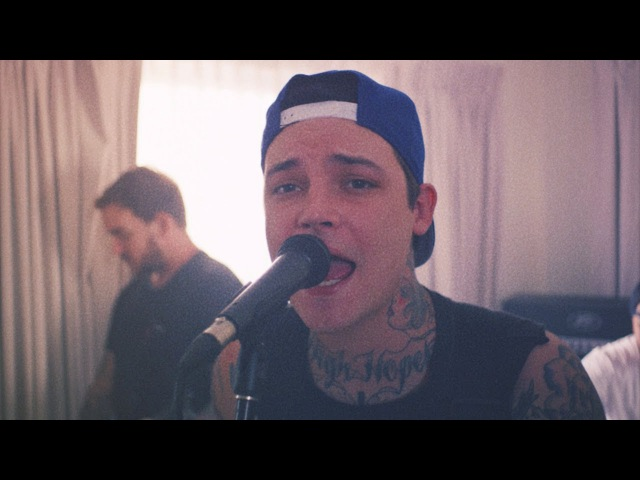 The Amity Affliction Don't Lean On Me OFFICIAL VIDEO