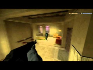 Andrew Blekoni -4 on ECO round @de_mirage MM CS:GO