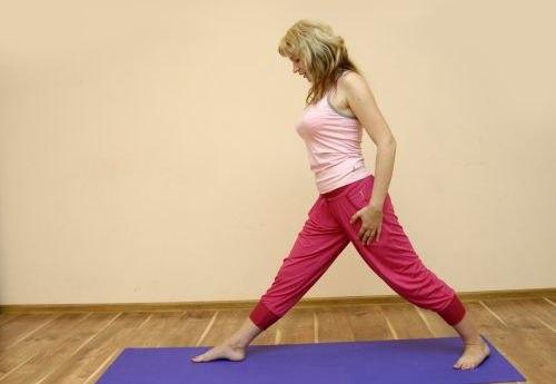 Похудеть с помощью йоги 10 упражнений