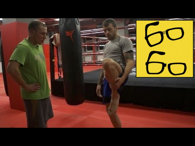 Удары коленями в тайском боксе урок Андрея Басынина по ударам коленями в муай тай