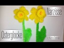 Rainbow Loom Osterglocke Narzisse Narcissus