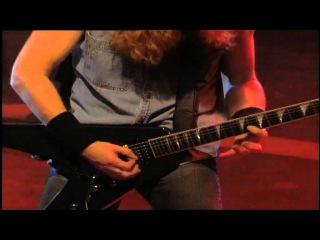 Megadeth - She Wolf - Live - Rude Awakening
