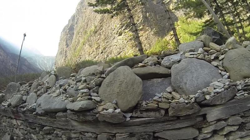 непал анапурна араунд трек заренок камушки