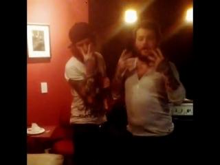 [Danny Worsnop & Ben Bruce (Asking Alexandria) - Valtures]