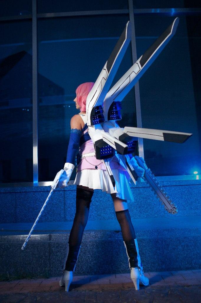Алиса Босконович (Alisa Bosconovitch) из Tekken cosplay