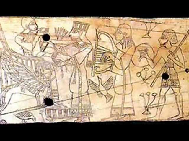 Oldest Known Melody c 1400 BC