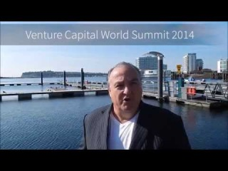 Venture Capital World Summit 2014 #VCWS14 Anthony Tinsley